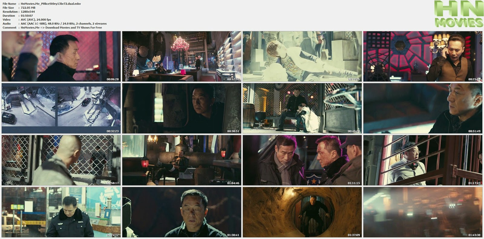 movie screenshot of Police Story 2013 fdmovie.com