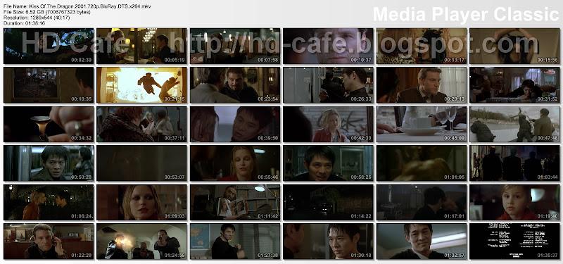 Kiss Of The Dragon 2001 video thumbnails