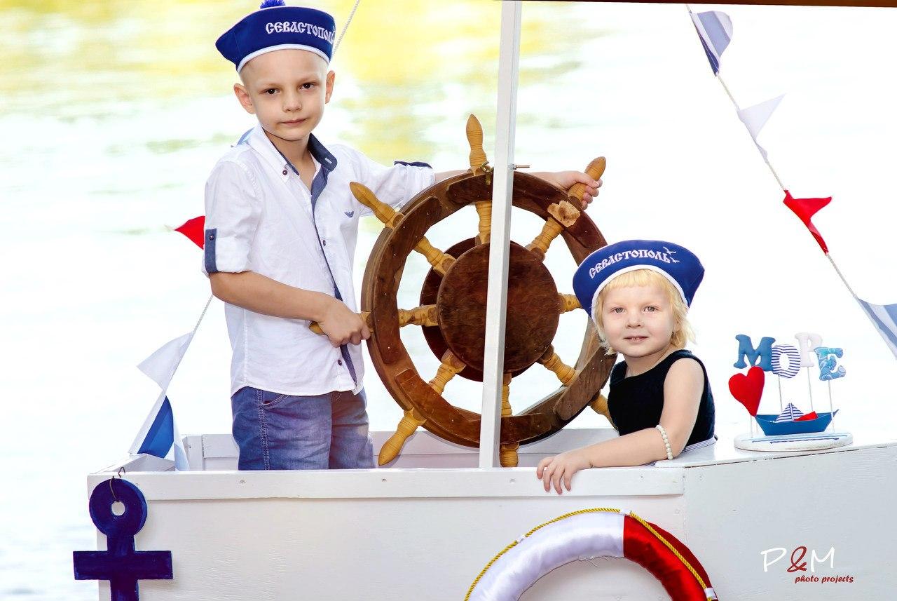 морское путешествие, фото