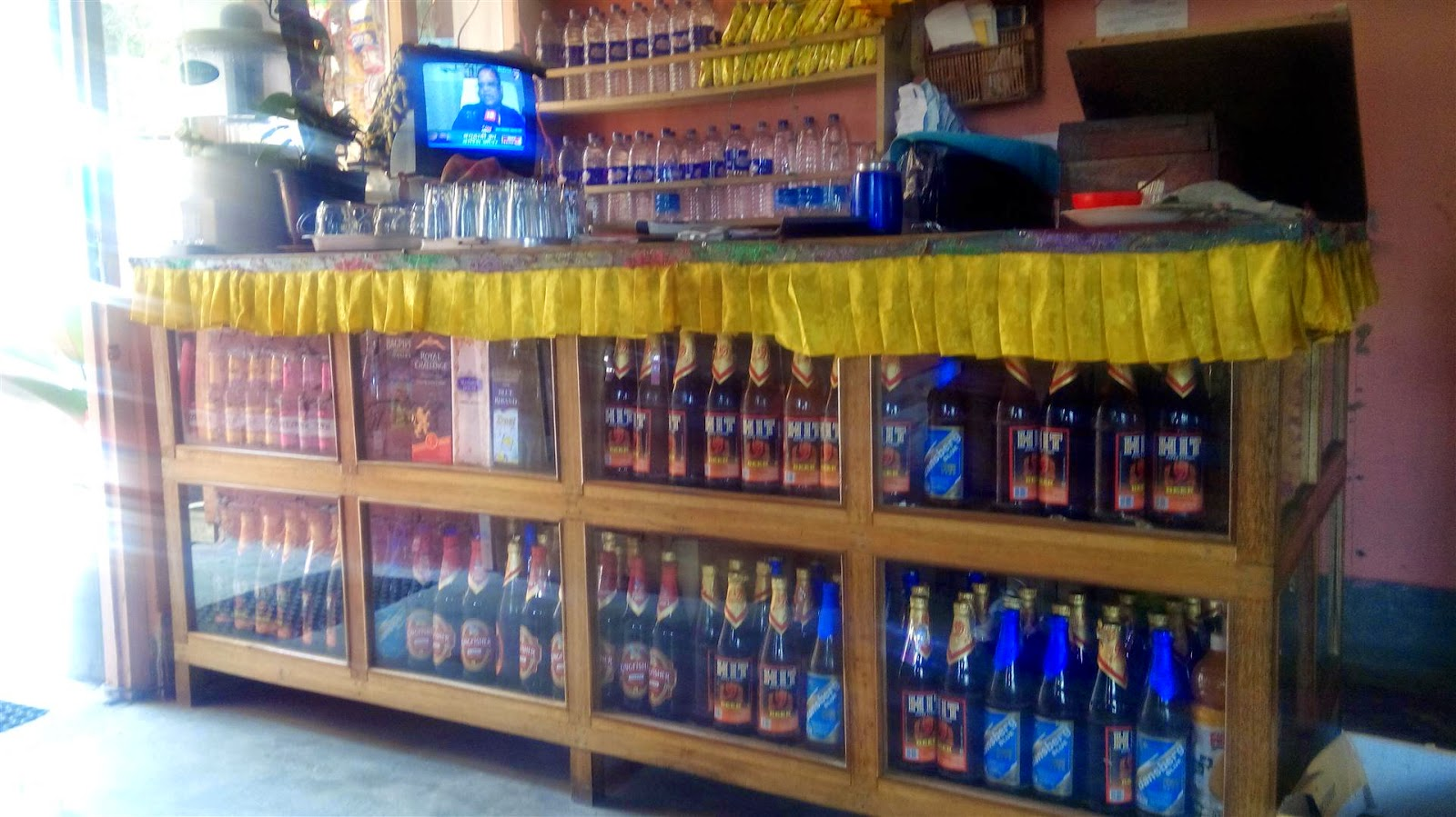 HIT Sikkim Local Beer