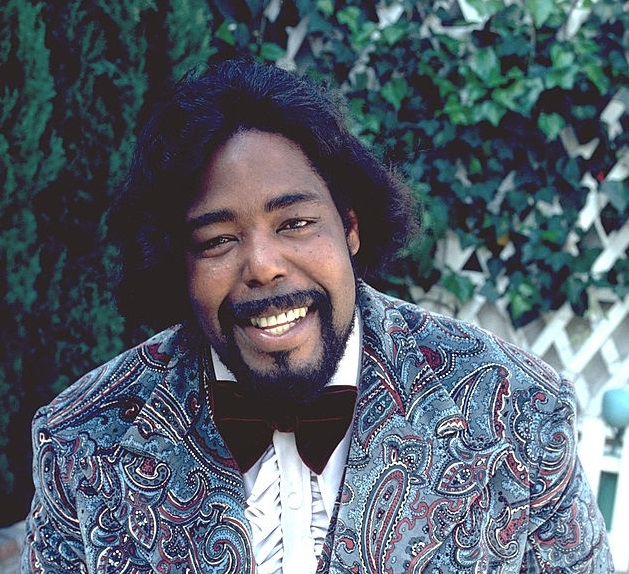 BARRY WHITE, THE ROMANTIC LOVER