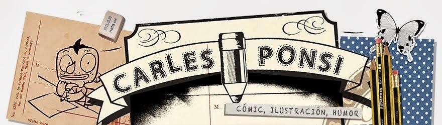 Carles Ponsí Blog | cómic, humor, ilustración