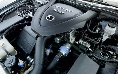 New Car Reviews & Road Test Cars: Mazda RX-8