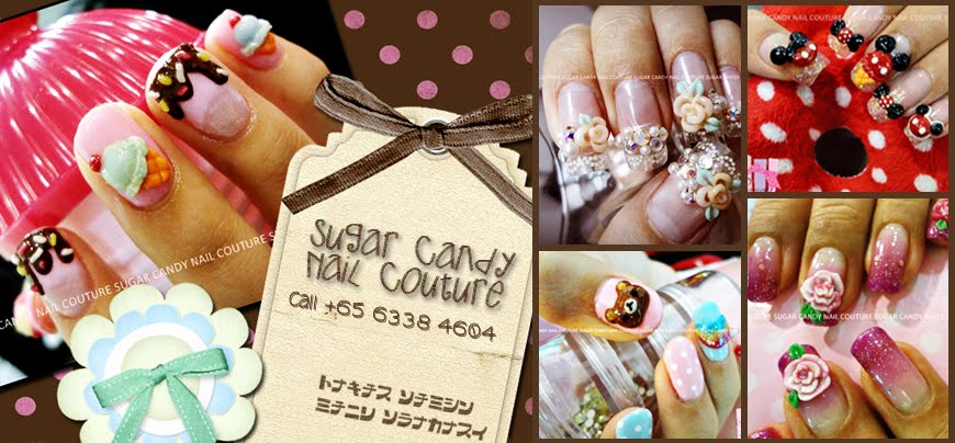 SUGAR CANDY NAIL COUTURE