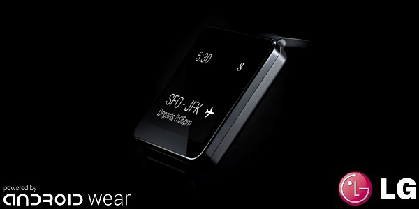 LG G Watch announced