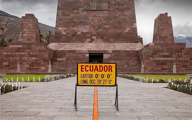 About Ecuador...