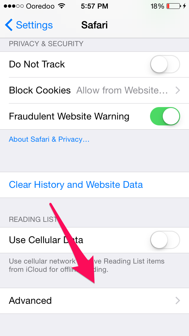 how to not remove call history on iphone