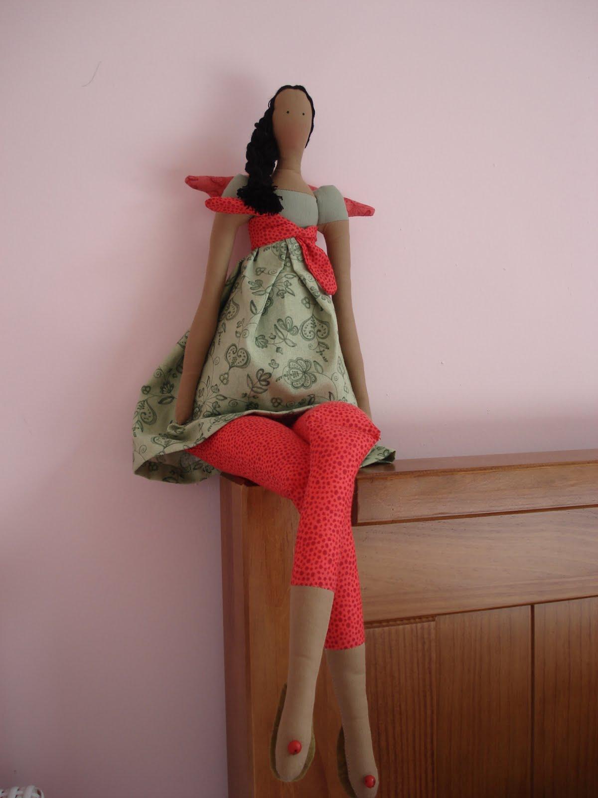 Кукла Тильда своими руками для начинающих - Мир Позитива 17