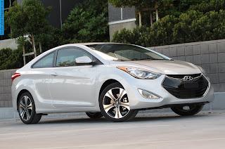 Hyundai elantra car 2013 front view - صور سيارة هيونداى النترا 2013 من الخارج