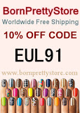 Use my code for 10% off at Born Pretty Store