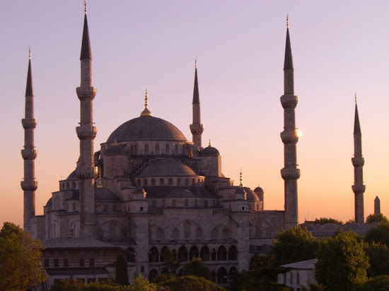 Que significa soñar con mezquita