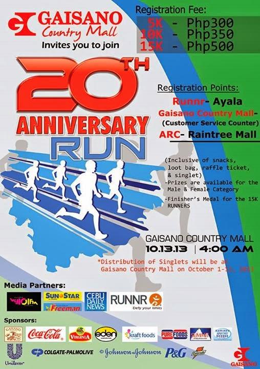 Gaisano+Countrymall+Anniversary+Run