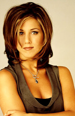 Model Rambut 2012 - Jennifer Aniston
