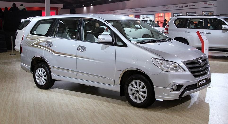 All-New Toyota Innova 2015 Sudah Hadir di Filipina