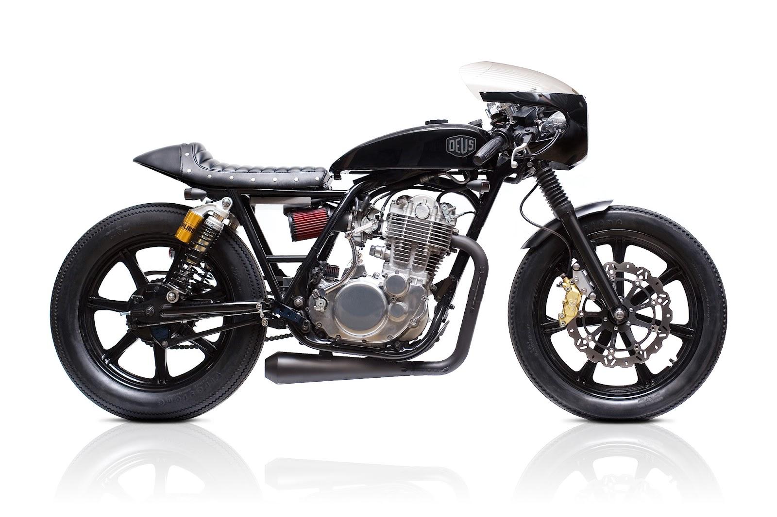 Moto Chinoise Cafe Racer