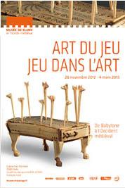 Art du Jeu, Jeu dans l'Art,Exposition,AJAPM