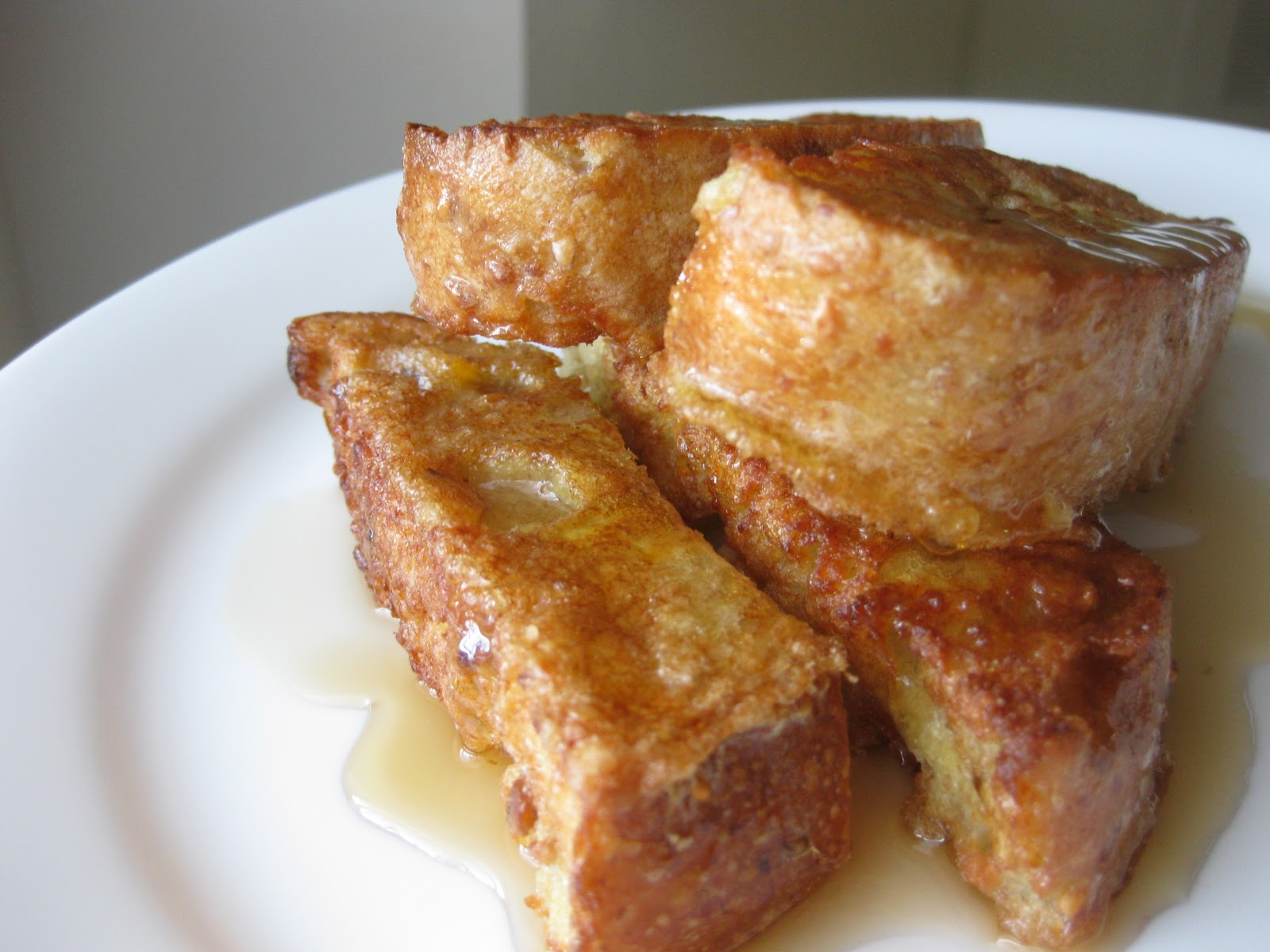 The Olive Tree: Baked French Toast Sticks