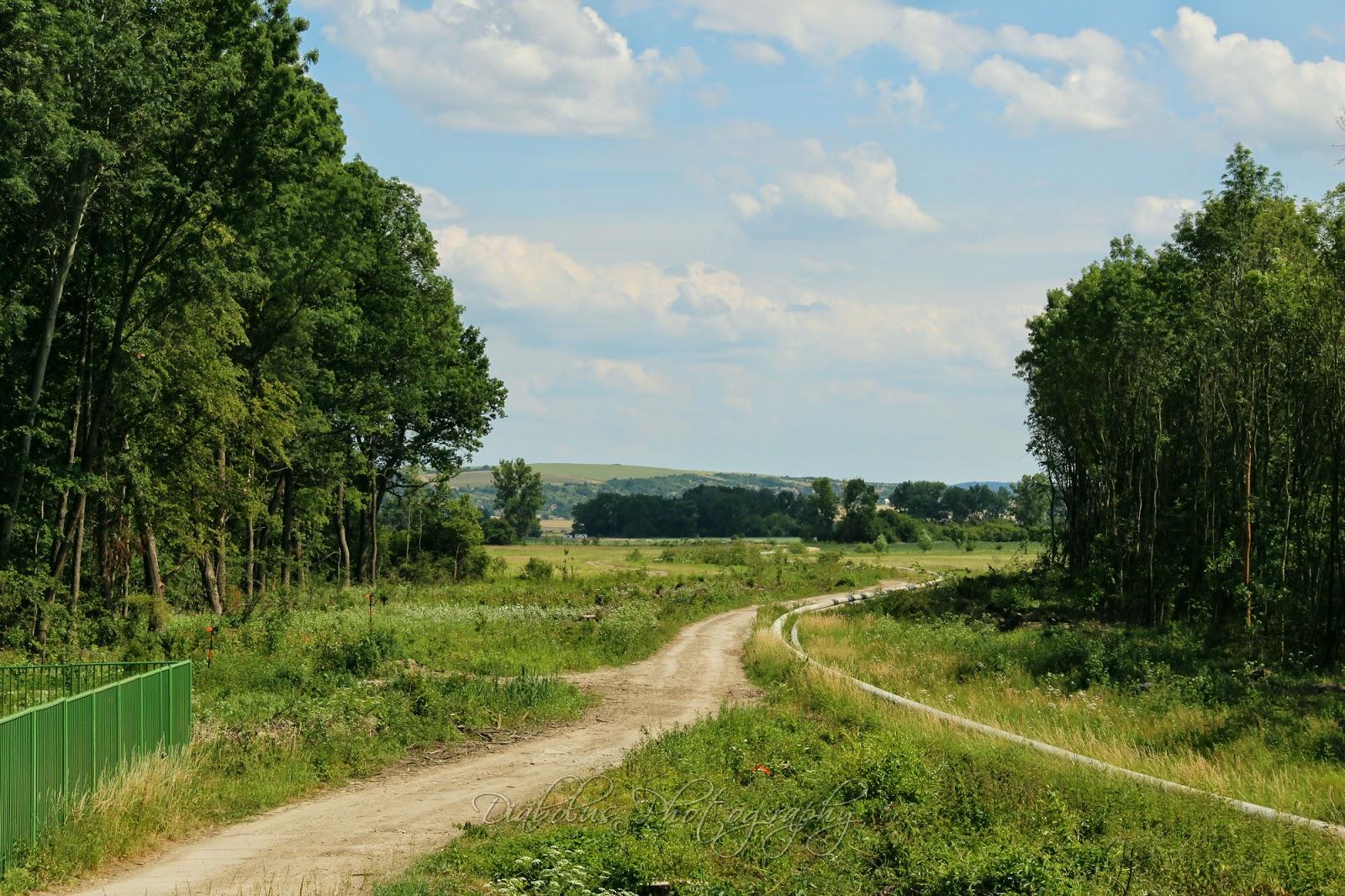 Pohled na Kátov/View on Kátov