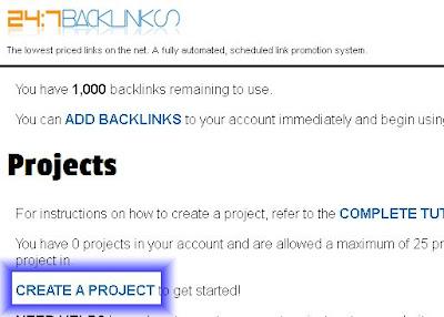 1000 Backlink secara GRATIS