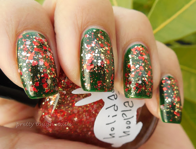 Hare Polish Holiday Hoopla