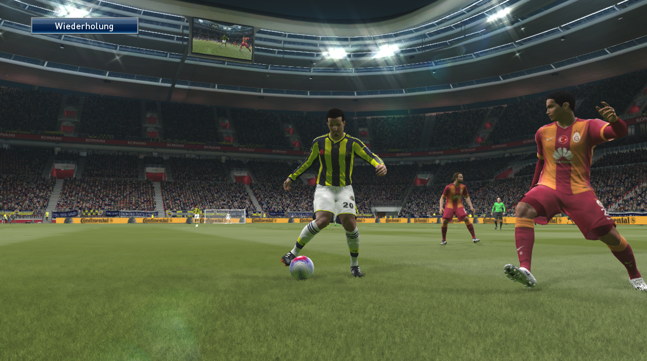 Update PES 2015 Patch dari PESGalaxy Patch 3.0 AIO