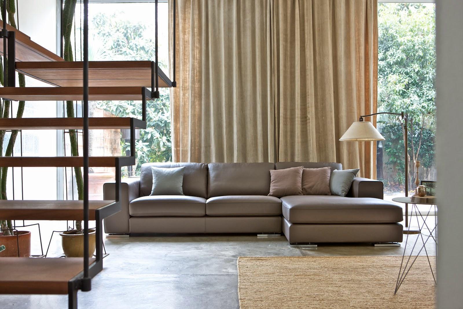 Divani in pelle moderni e divani letto made in italy for Divani e divani pelle