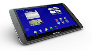dvd on archos 101 g9 turbo