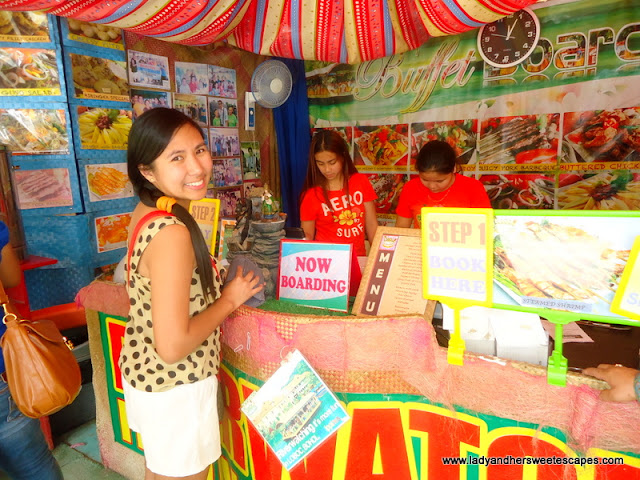 Lady Anne booking for a Loboc River Cruise