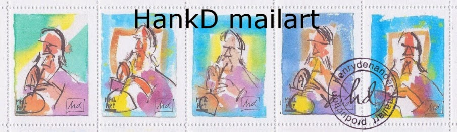 HankD mailart
