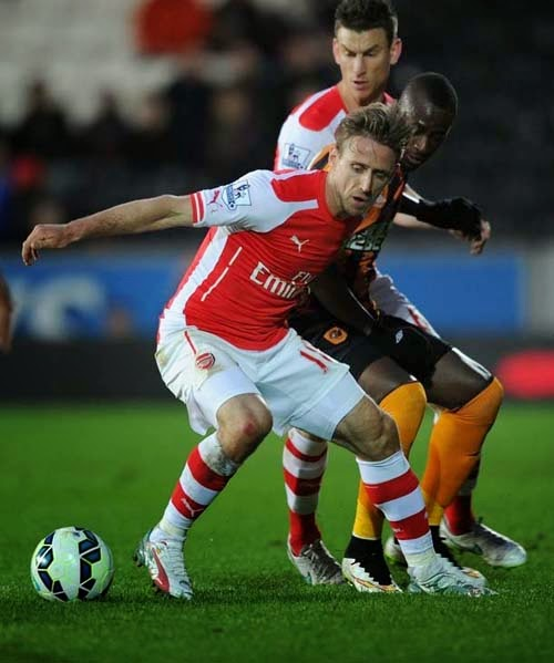 Highlights Hull City vs Arsenal Premier League 04-05-2015