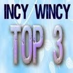 Topp 3 hos Incy Wincy Designs Challenge