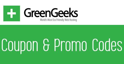 Latest GreenGeeks Promo Codes