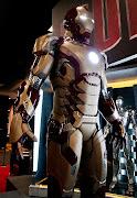 Ironman 3. Nueva armadura