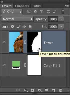 membuat layer mask, layer masking, photoshop cs6, belajar photoshop, pemula