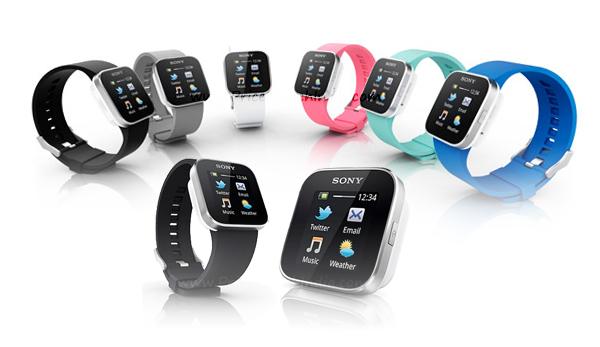 Sony Smart Watch02.