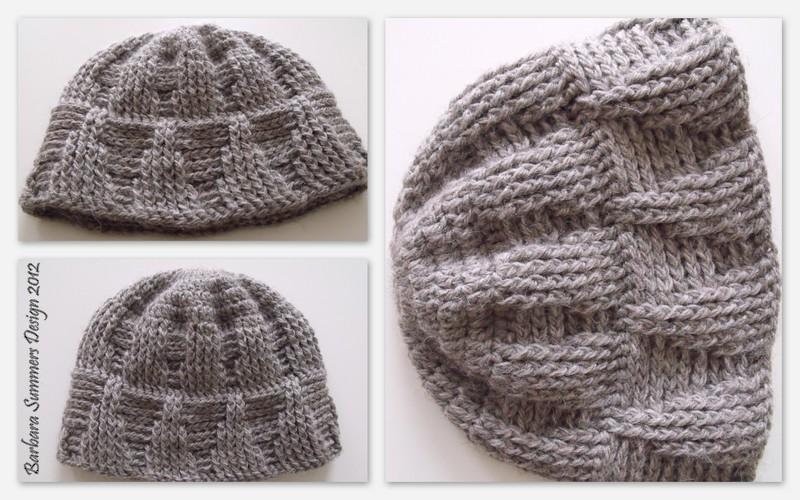 Crochet Pattern Hat Man Pakbit For