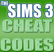 Sims 3 Cheat Codes