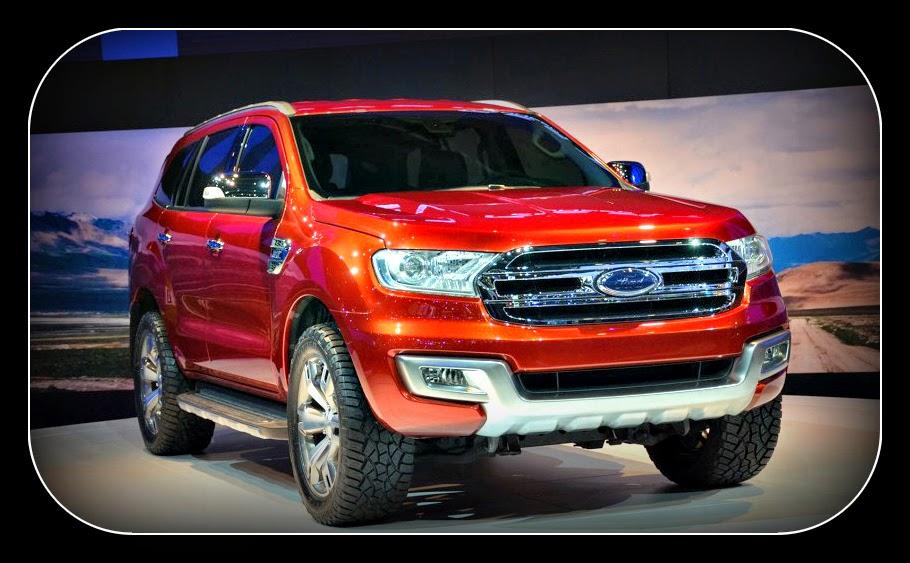 Review Next Gen Ford Endeavour 2015 Everest