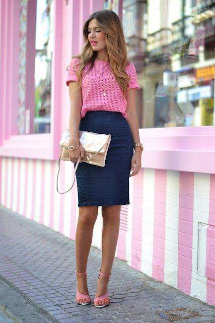 Pink Navy.
