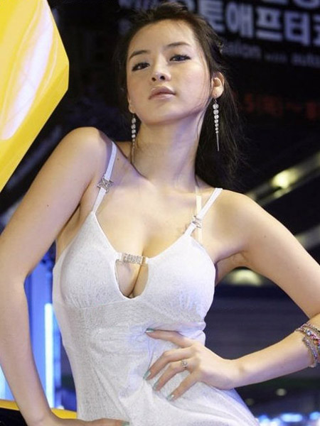 Celebrity Picture Gallery Im Ji Hye Korea Sexy Auto Show Girl
