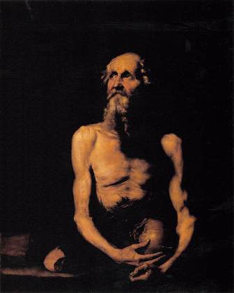 Art of José de Ribera