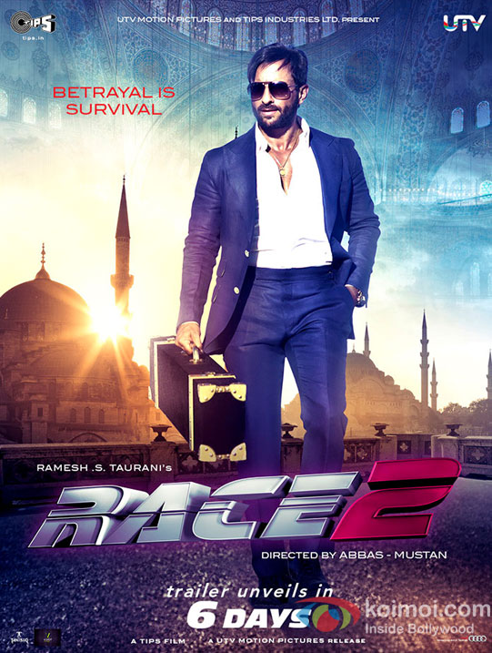 Race 2 Movie Download full Movie mp4 - Download Zone Race 2