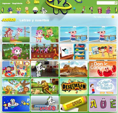 http://www.tudiscoverykids.com/juegos/topics/letras-y-cuentos/