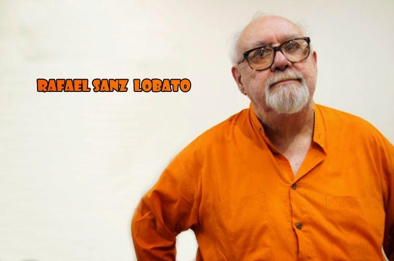 El autor: Rafael Sanz Lobato