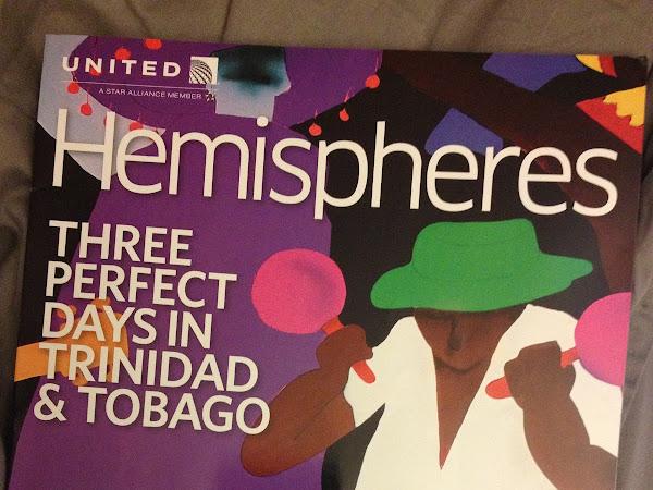 UNITED Hemispheres - Three Perfect Days: Trinidad & Tobago