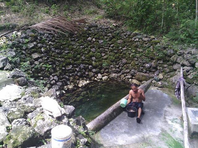 Kolam Sandang Desa Pamboqborang