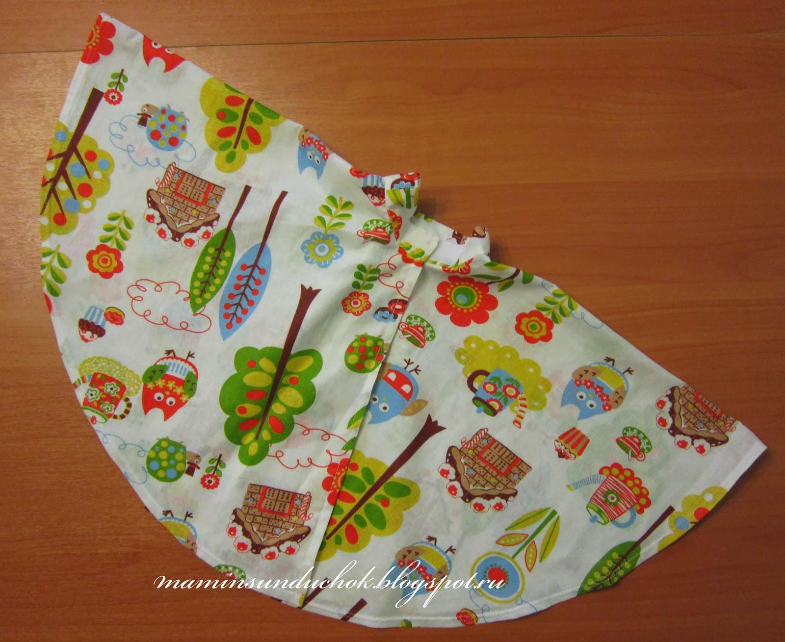 Сшить зимний конверт для новорожденного своими руками