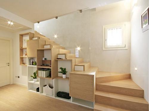 inspirasi desain tangga rumah