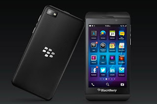 BlackBerry Z10 coming to India on February 25