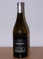 Ossian 2010. Vino de la Tierra de Castilla y León. Segovia